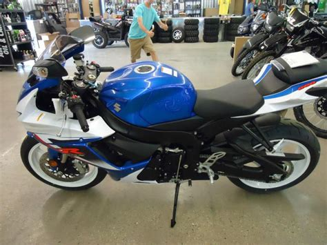 2013 Suzuki Gsxr 600 For Sale 2013 Suzuki Gsxr 600 For Sale On 2040motos