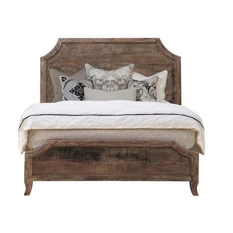 antique looking bed frames cosmo antique acacia wood bed