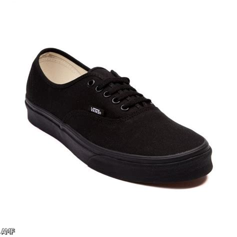 all black vans shoes memes