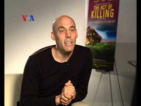 film dokumenter joshua oppenheimer wawancara dengan joshua oppenheimer sutradara film the