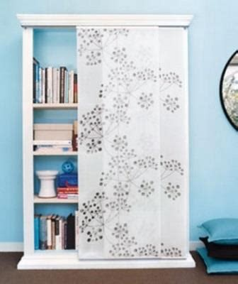 Ikea Panel Curtain Hack Decor Design Solutions For Outdated Mirrored Closet Doors