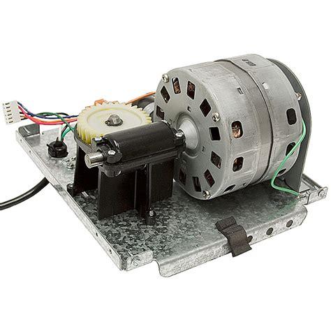 garage door opener motors 110 rpm 115 vac garage door opener gearmotor ac