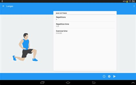 home workouts android apps on play