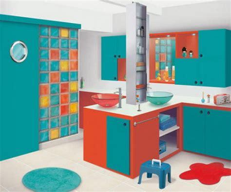 kids bathrooms ideas colorful kids bathroom designs my desired home
