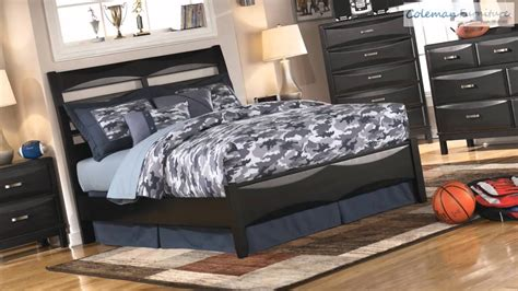 kira bedroom furniture  signature design  ashley youtube