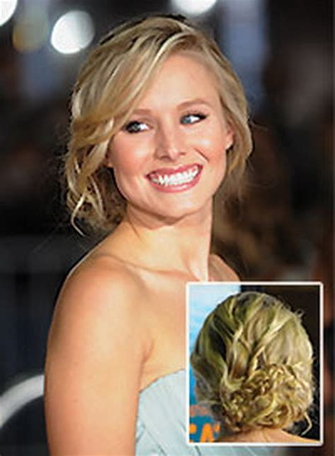Hairstyles For Strapless Dresses by Prom Hairstyles For Strapless Dresses
