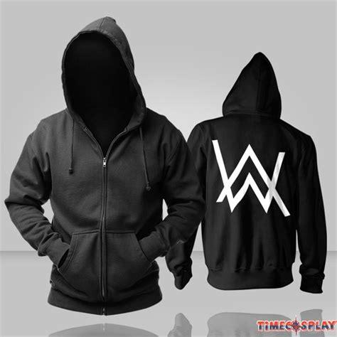 Zipper Hoodie Alan Walker 1 Fightmerch alan walker faded remix zipper hoodies