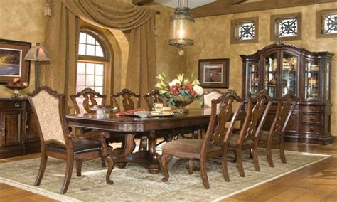 Tuscan Dining Room Sets by Dining Room Sets With Upholstered Chairs Tuscan Dining