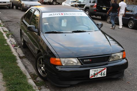 Nissan B14 Specifications 1997 Nissan Sentra B14 Pictures Information And Specs