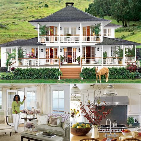 oprah montecito house happy birthday oprah peek inside her homes oprah house and real estate