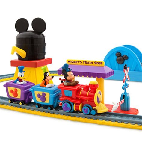 Mickey Set mickey mouse clubhouse track play set
