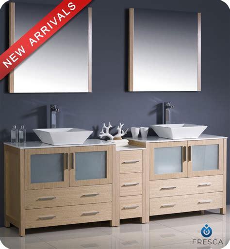 Bathroom With Two Separate Vanities by 17 Best Images About Vessel Sink Bathroom Bathroom