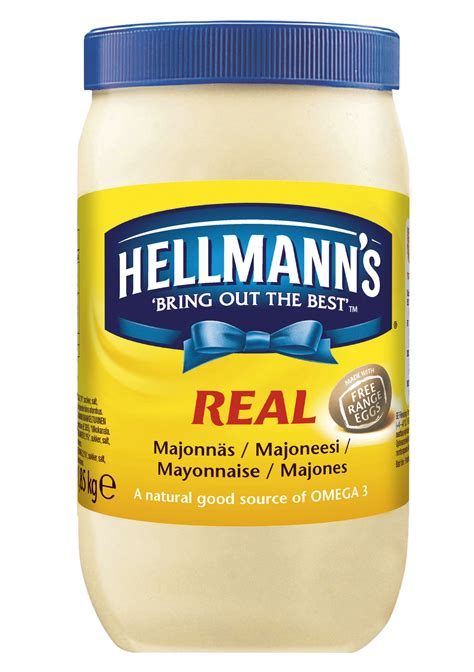 Murah Mayonnaise Mclewis 1 Kg hellmann 180 s real mayonnaise 1 85 kg 2 l unilever food solutions