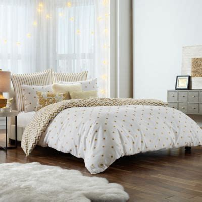 gold and white comforter sets buy white gold comforter set from bed bath beyond