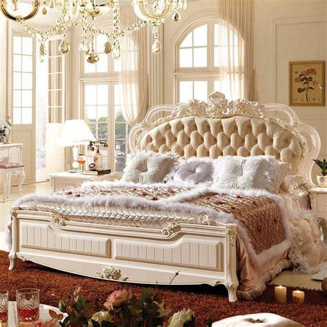 french luxury wedding bed bed paphia princess wedding furniture   latest european