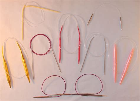 when to use circular knitting needles guide to using circular knitting needles crochet and knit