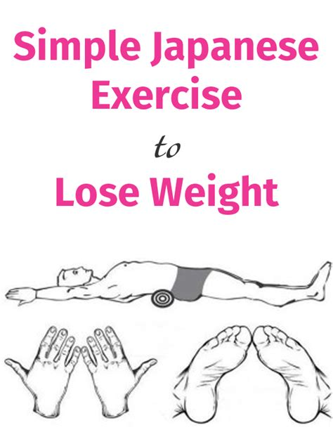 simple japanese exercise to lose weight