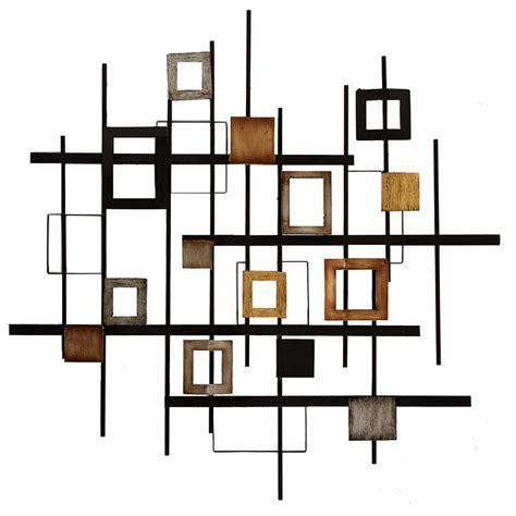 Abstract Wall