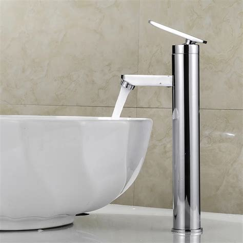 swan bathroom faucet free shipping swan faucets cold and hot water basin single