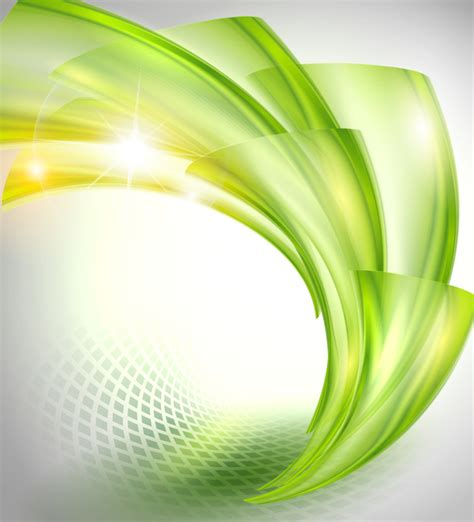 green wallpaper eps bright green wavy abstract backgrounds vector vector