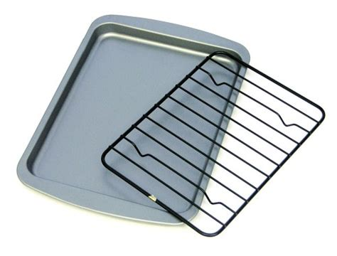 ovenstuff non stick personal size cookie pan with non