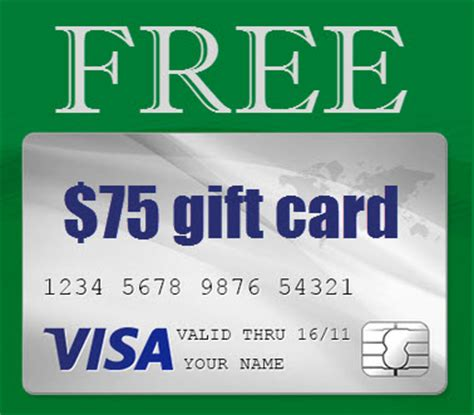 How To Get A Free Prepaid Visa Gift Card - free 75 visa gift card from centurylink swaggrabber