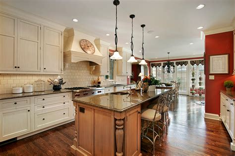 favorite 7 photos wide galley kitchen with island designs