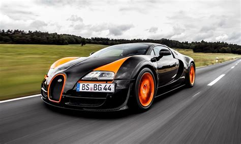bugatti car bugatti veyron grand sport vitesse world record car review