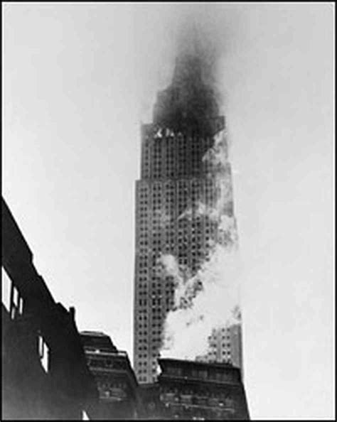 What Floor Did The Plane Hit by The Day A Bomber Hit The Empire State Building Npr