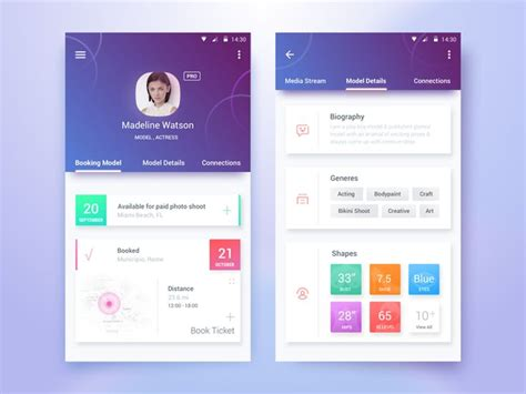 mobile ui designer 592 best mobile ui profiles images on mobile