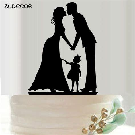 Topper Siluet Wedding Acrilik buy wholesale groom cake from china groom cake wholesalers aliexpress