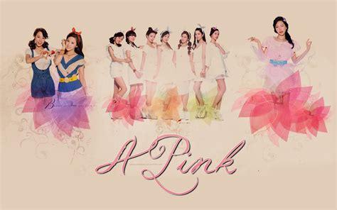 wallpaper korean pink a pink korea girls group a pink wallpaper 25271499