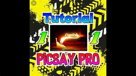 tutorial make up picsay pro tutorial picsay pro 1 youtube