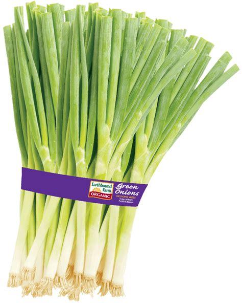 fresh organic green onions earthbound farm
