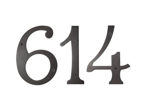 large house numbers extra large black house numbers hgtv