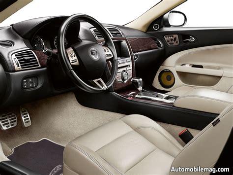 0802 06a2009 jaguar xkrinterior view