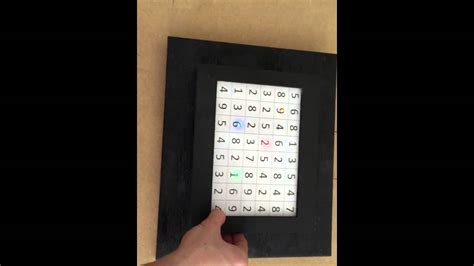 printable escape room puzzles led light grid escape room puzzles youtube
