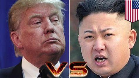 Donald Trump Vs Kim Jong Un | vid 201 os avec cette nouvelle escalade le monde risque