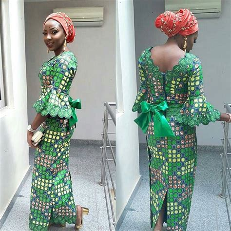 pictures of buba with ankara checkout this creative aso ebi iro buba style dezango