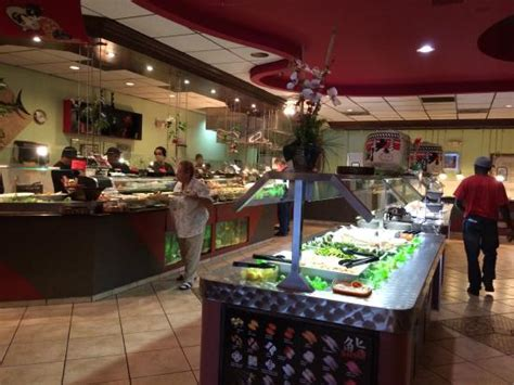 All You Can Eat Picture Of Kyojin Japanese Buffet South Buffet Miami Fl