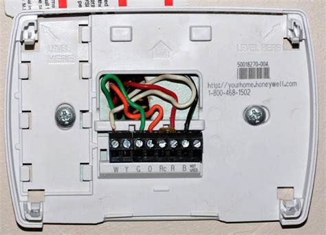 honeywell air conditioner thermostat wiring diagram get