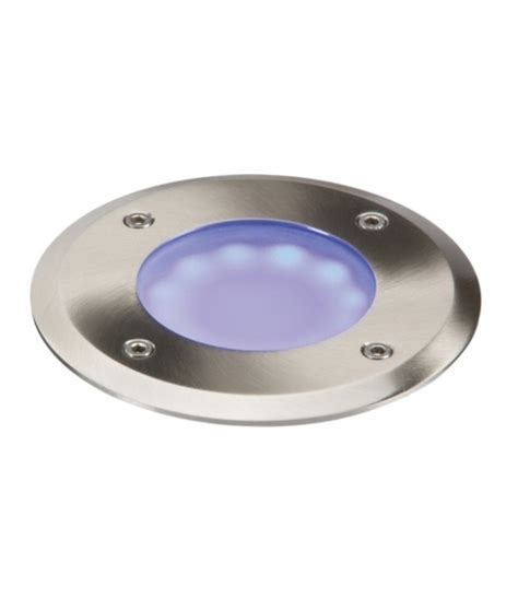Led Shallow Recessed Ground Light