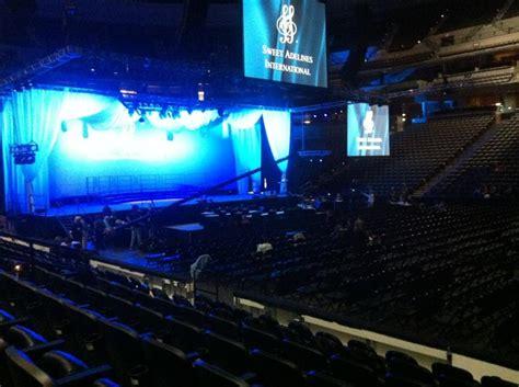 pepsi center section 124 pepsi center section 124 concert seating rateyourseats com