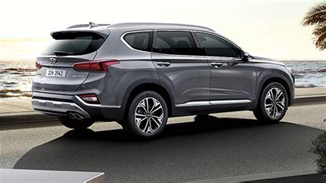 Hyundai Santa Fe Interior by 2019 Hyundai Santa Fe Interior Exterior