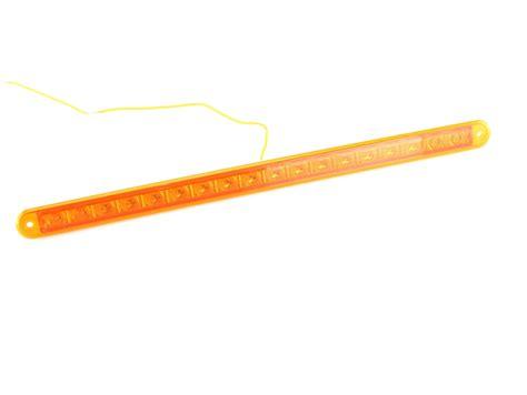 petsafe loop indicator light led strip amber indicator light 380mm car builder