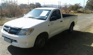 Toyota Hilux For Sale Archive Toyota Hilux Bakkie For Sale Lydenburg Co Za