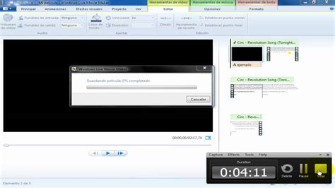 windows live movie maker tutorial youtube tutorial descargar y utilizar windows live movie maker