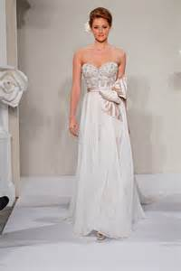 Kleinfeldbridal com pnina tornai bridal gown 33009705 a line