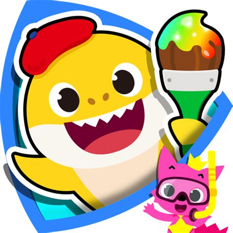 baby shark png amazon com pinkfong baby shark coloring book appstore