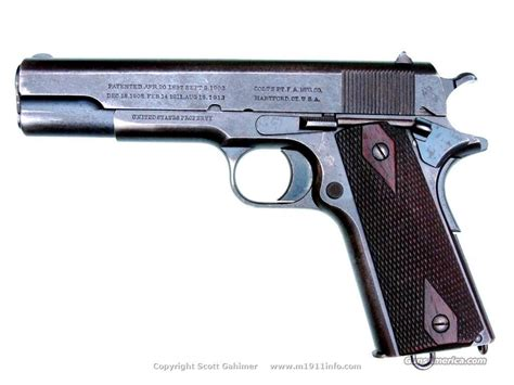 original 1915 colt m1911 for sale